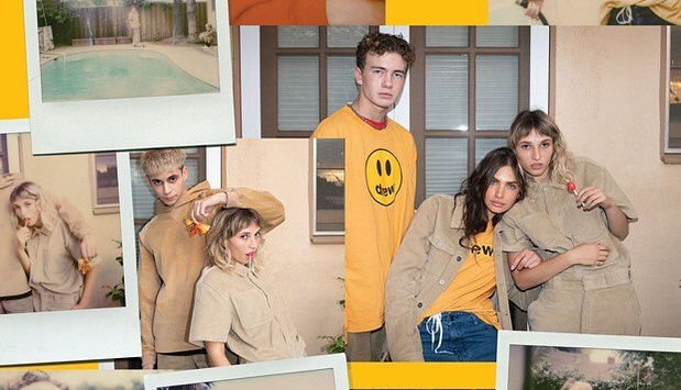 "@JustinBieber is trying his hand at fashion design with the launch of @DrewHouse, a collection of streetwear characterized largely by beige corduroy, a smiley face, and the word ""drew."" Drew House is the epitome of the ""sleazecore"" and ""slob-ebrity"" trends we cover in our latest report, which see men dressing poorly on purpose, mixing and matching high-end pieces with low end ones for an end result that looks disheveled but is actually highly styled. His Drew House collection is sold out but, as with all streetwear, can still be ""copped"" on resale sites for a steep markup."