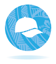 Icon of a cap to represent the Rookie team member