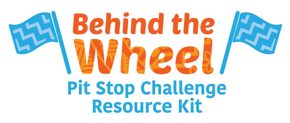 Pit Stop Challenge Resource Kit Logo