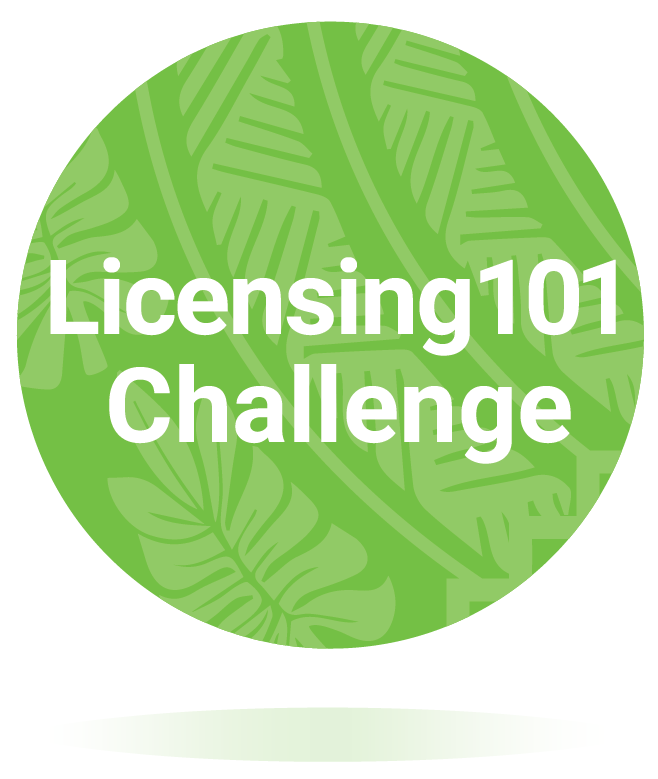 Licensing 101 Challenge