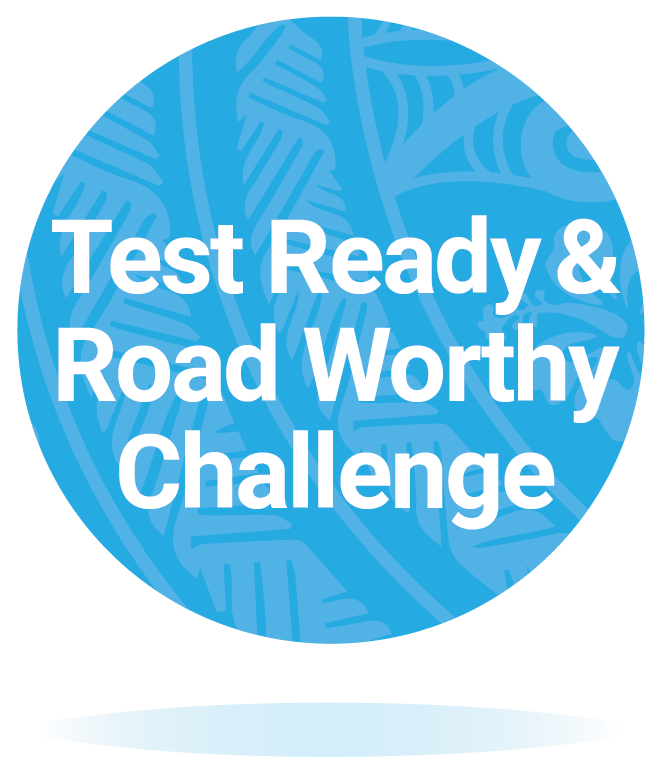 Test Ready & Road Worthy Challenge Download