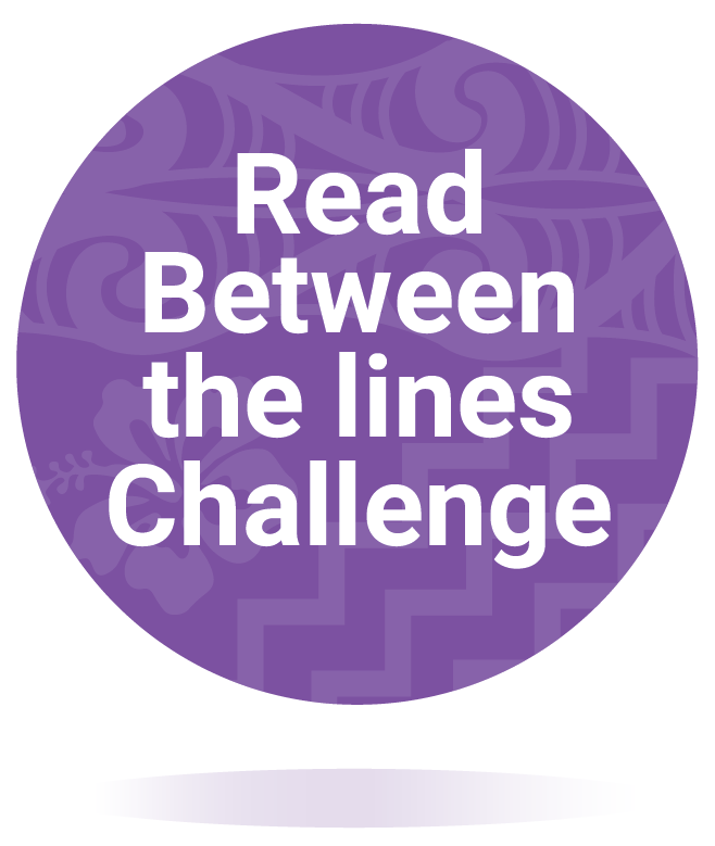 Read Between the Lines Challenge