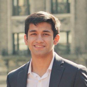 Rishi Shah (2017-2018)