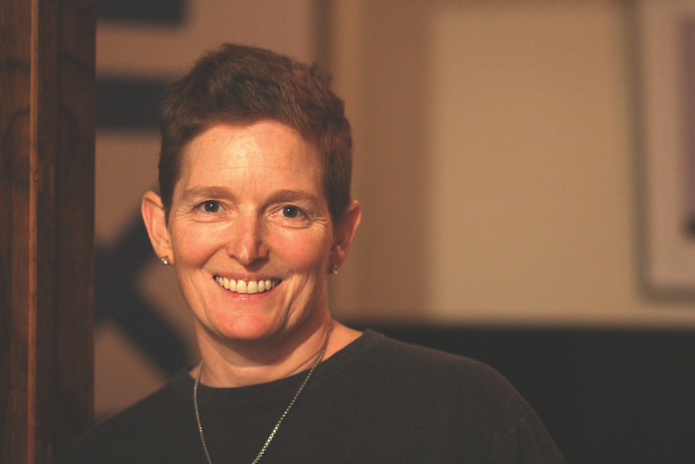 Jen Whiting, Editor