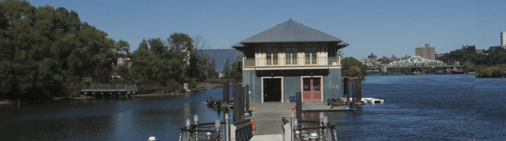 The Peter Jay Sharp Boathouse