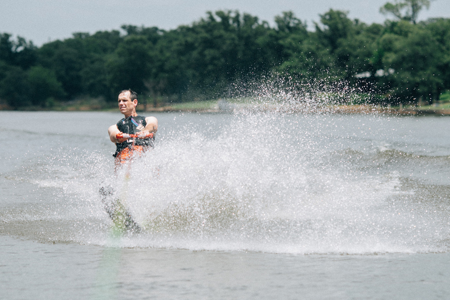 July 9: Slalom.