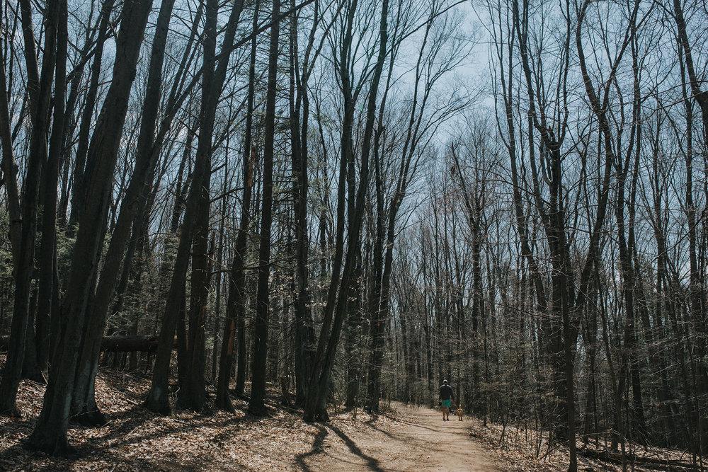 April 16: Exploring.