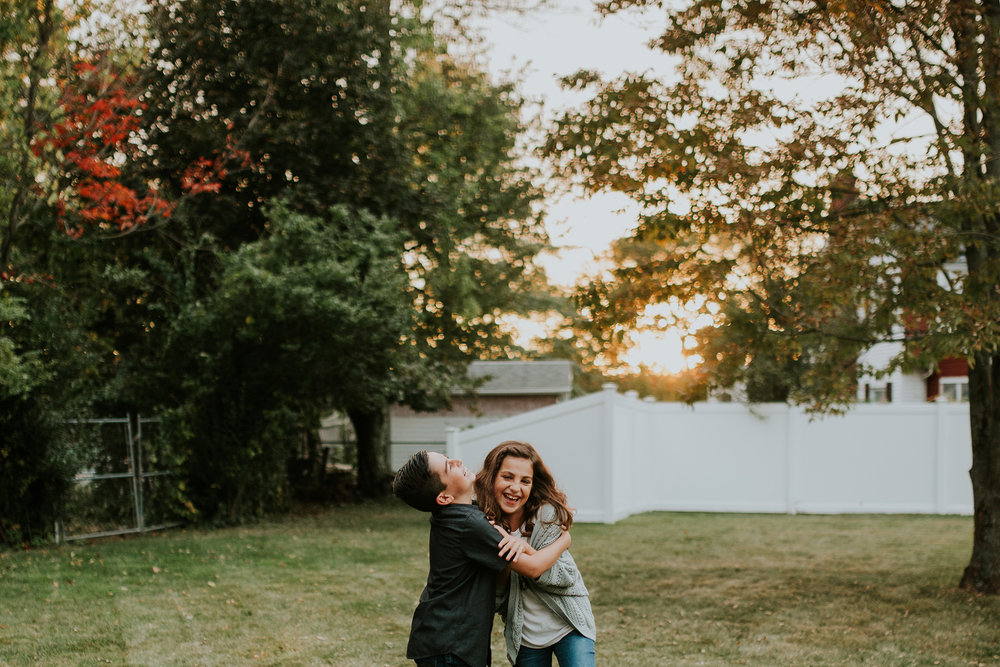 October 6: It was my ongoing friendship with Sam and Lucy's family that caused me to fall in love with New England. I've known them since they were born, and when they moved to Massachusetts almost a decade ago, I started visiting at least once a year. Now they live about an hour away.