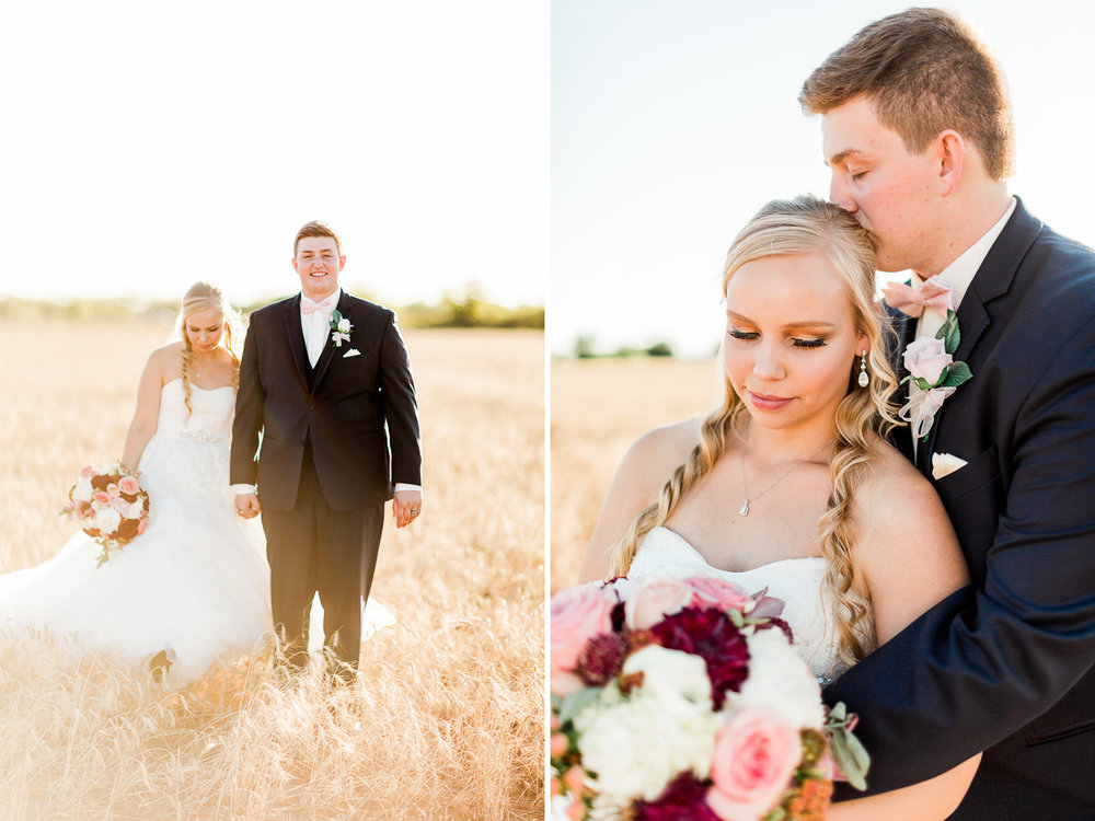 Wichita Falls, TX French Country Meadow Wedding Photos - Fine Art Photography