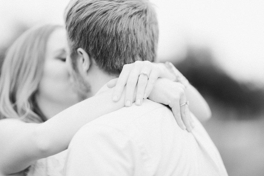Wichita Falls, TX Engagement Photos - Elegant Photographer