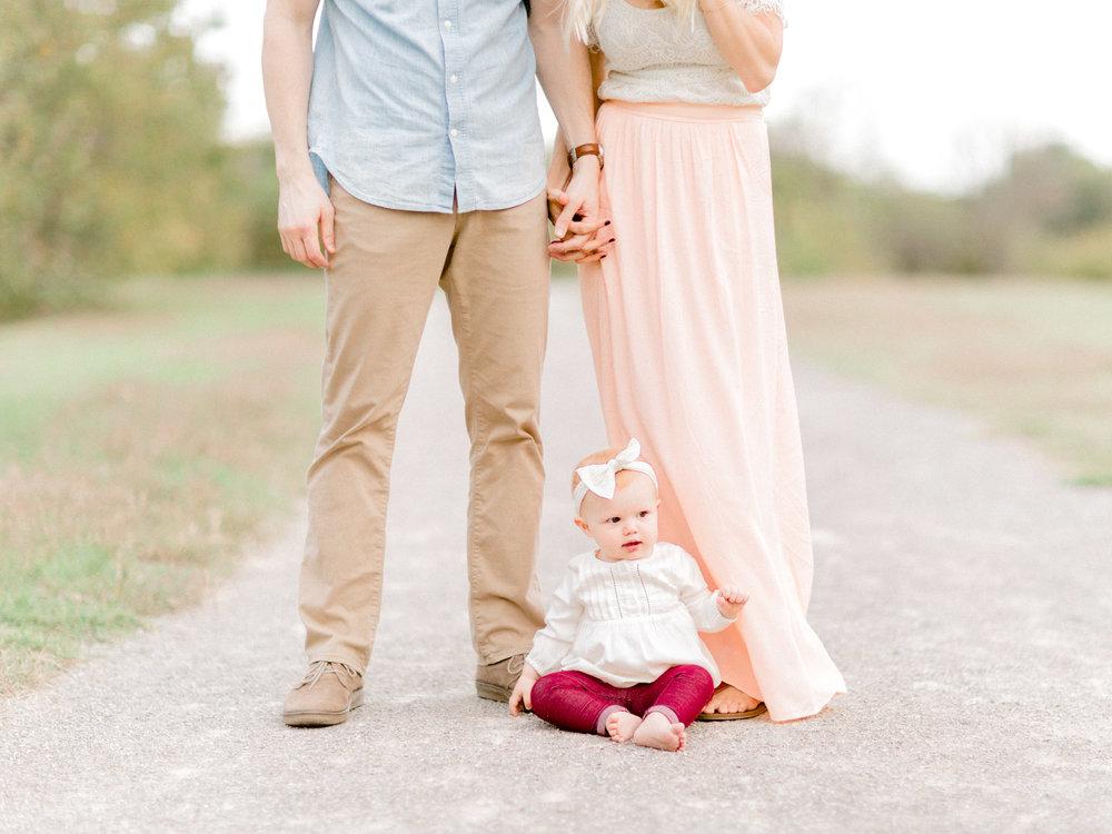 Lake Wichita, TX Family Photos - Natural Light Photography