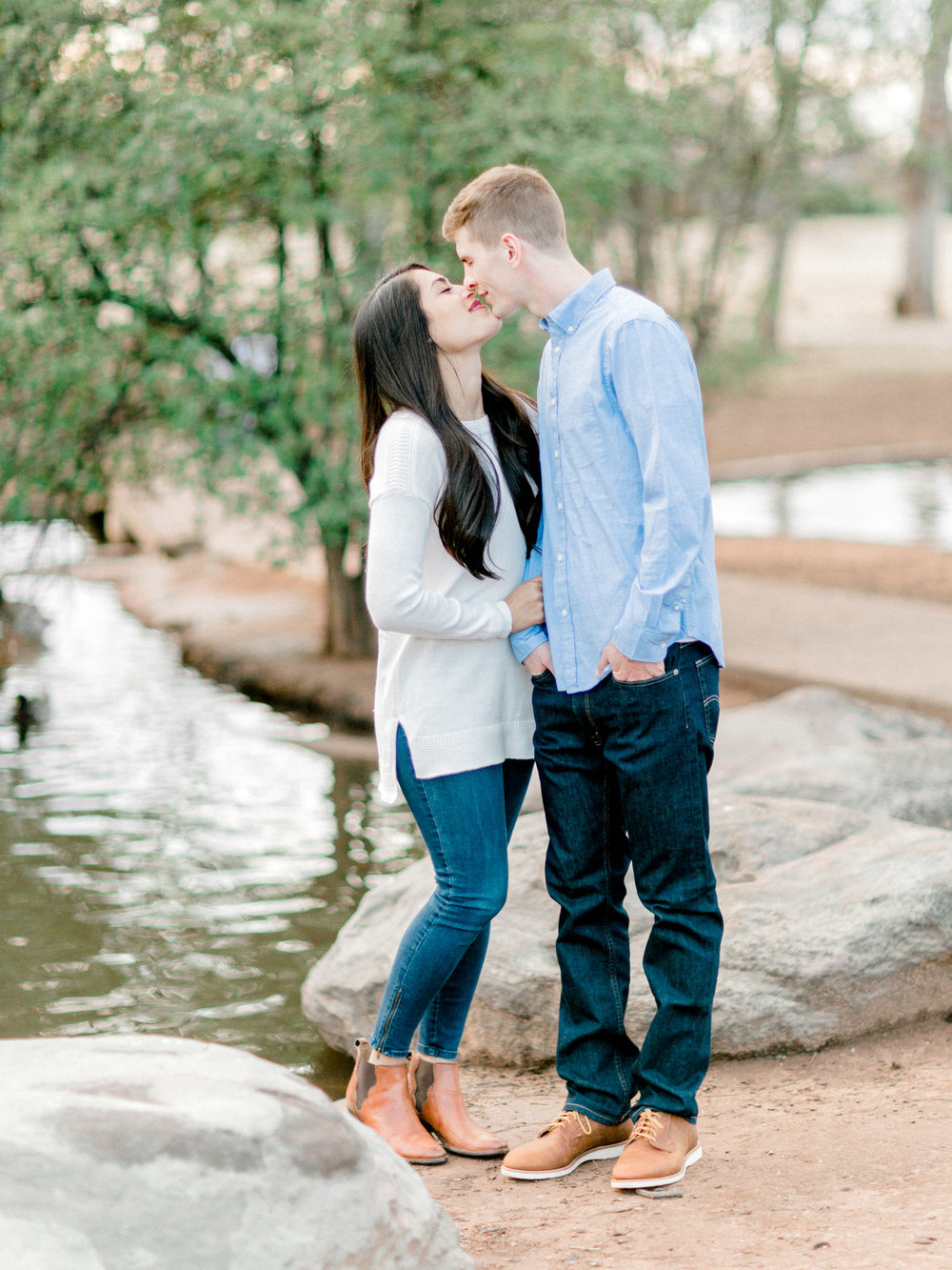 SAFB Engagement Photos - Timeless Photography