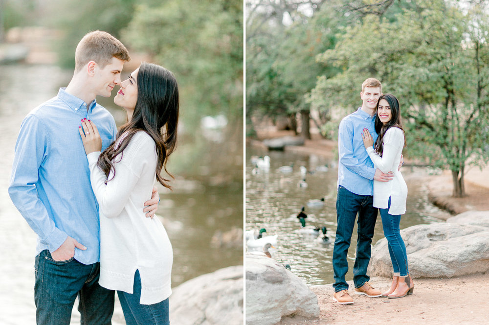 Sheppard Air Force Base Engagement Photos - Wedding Photography