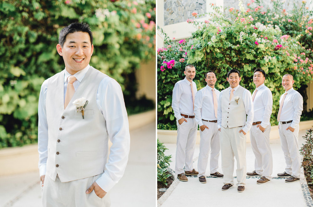 Cancun Mexico Wedding Photos - Light and Airy Photography