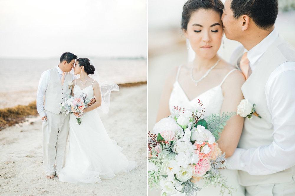 Cancun Mexico Wedding Photos - Natural Light Photography