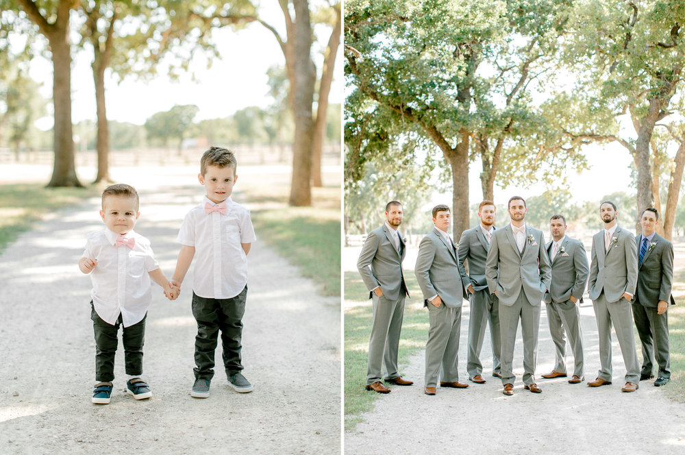 Honey Hollow Ranch Wedding Photos - Light and Airy Photography