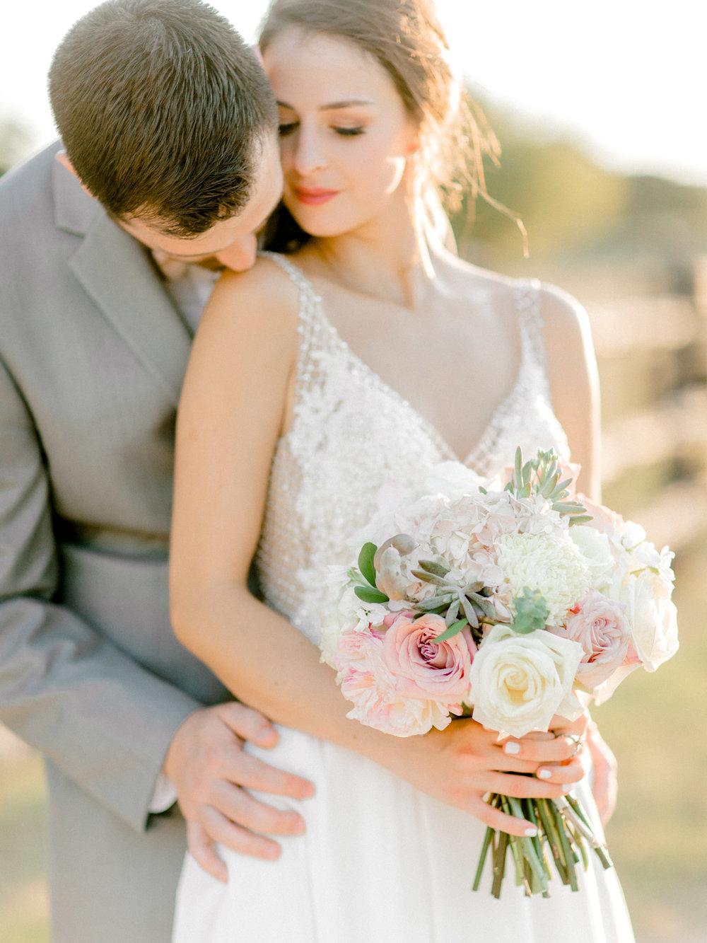 Honey Hollow Ranch Wedding Photos - Natural Light Photography
