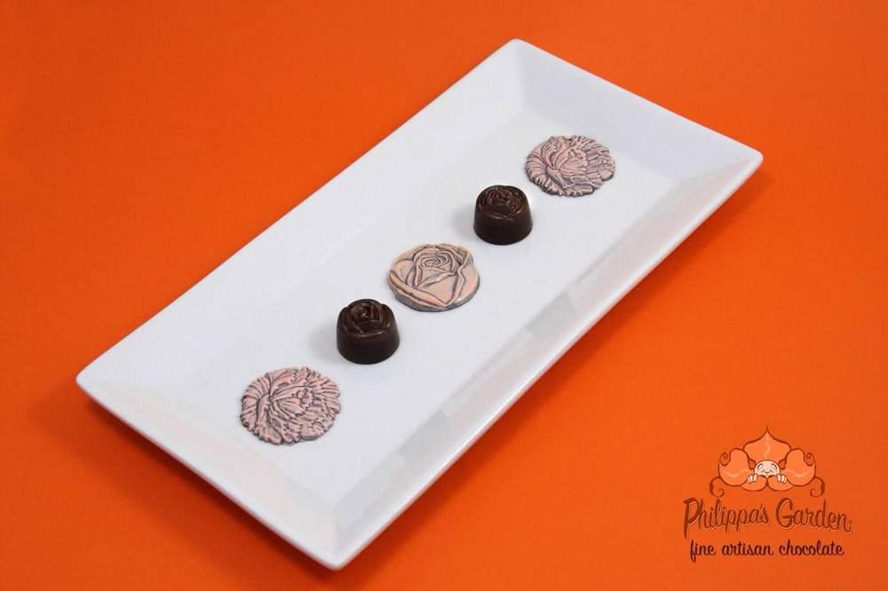 Assorted Airbrushed Dark Chocolate Flowers (4).JPG