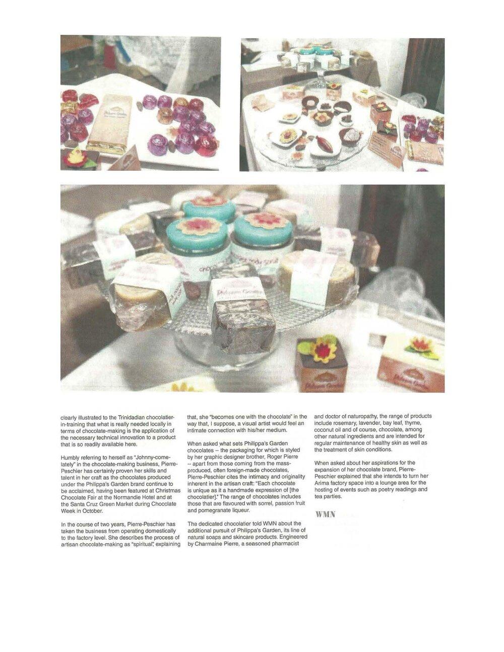 Newsday WMN Magazine