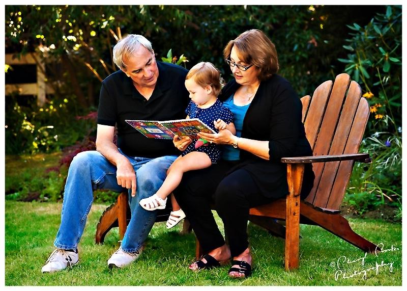 Storytime with Grandma and Grandpa