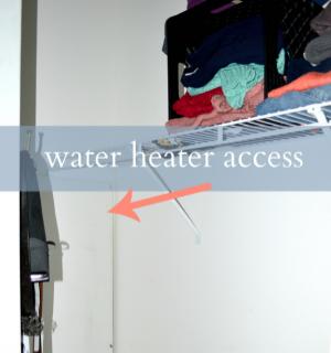 closet-water-heater-access