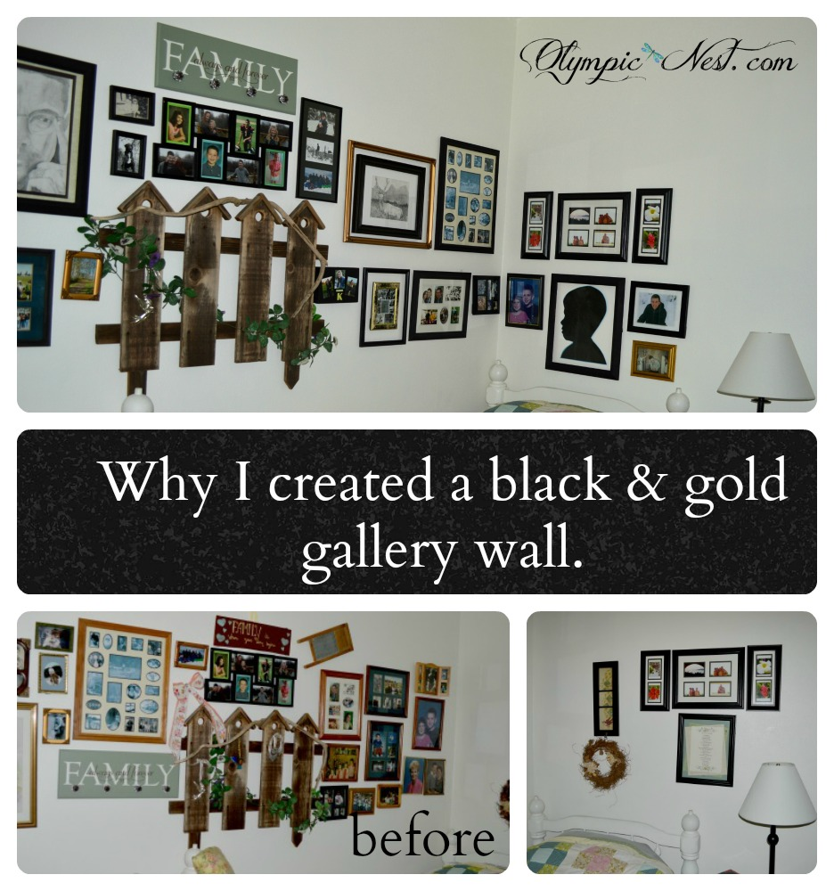 create-gallery-wall-collage-with-existing-frames