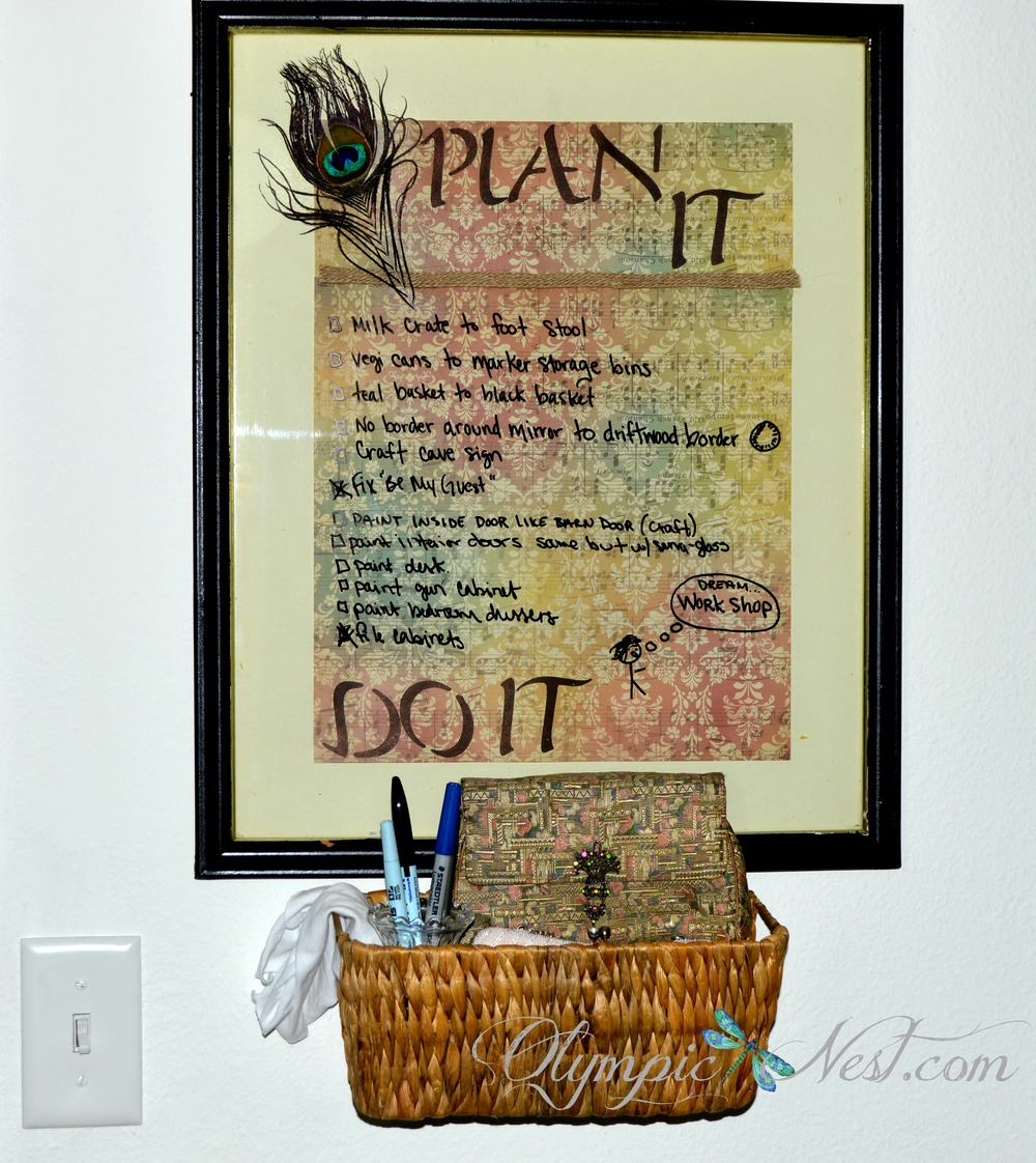 Easy To Do Dry Erase Wall Decor K S Olympic Nest