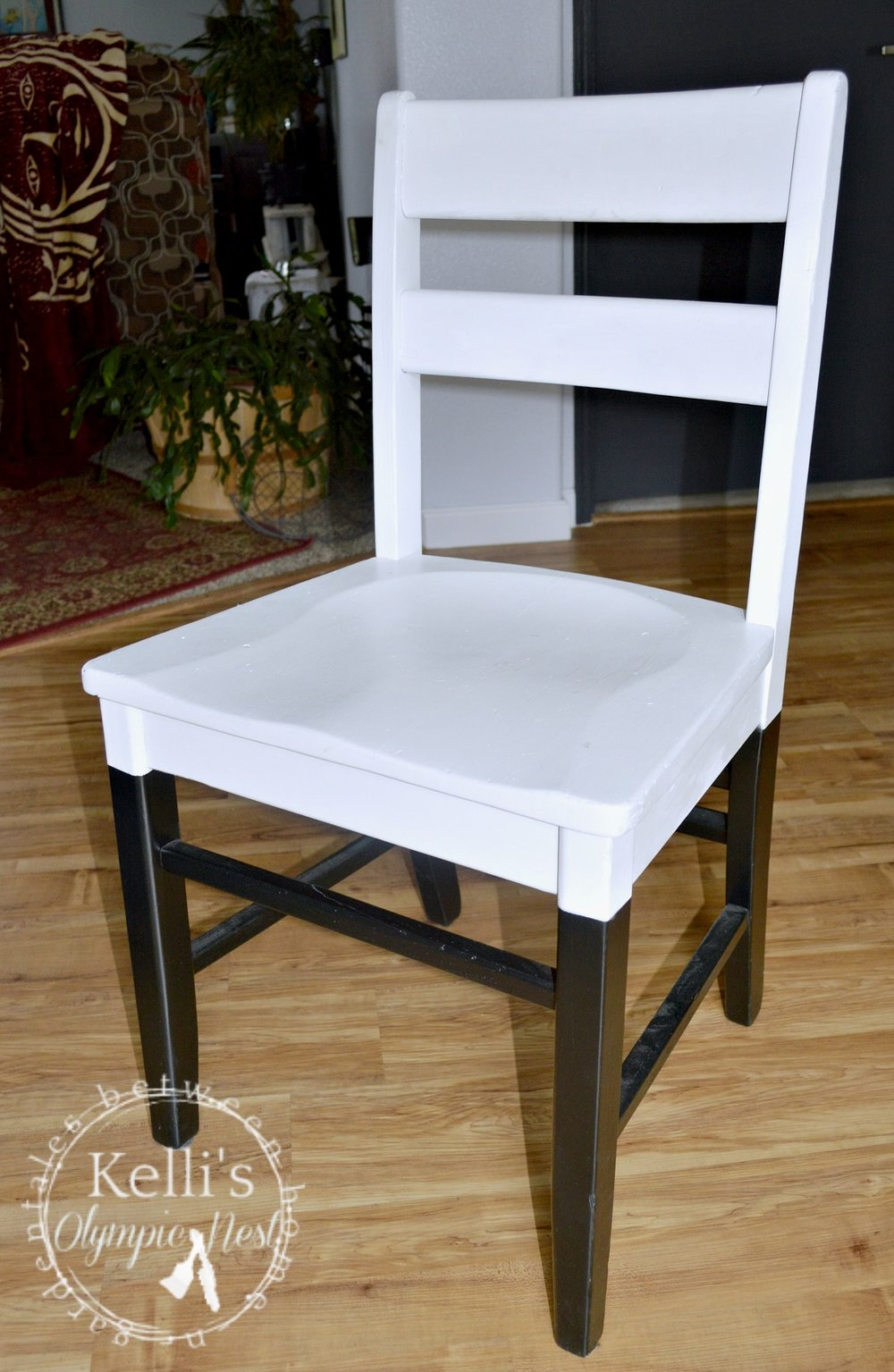 black and white 2 toned painted chair.jpg