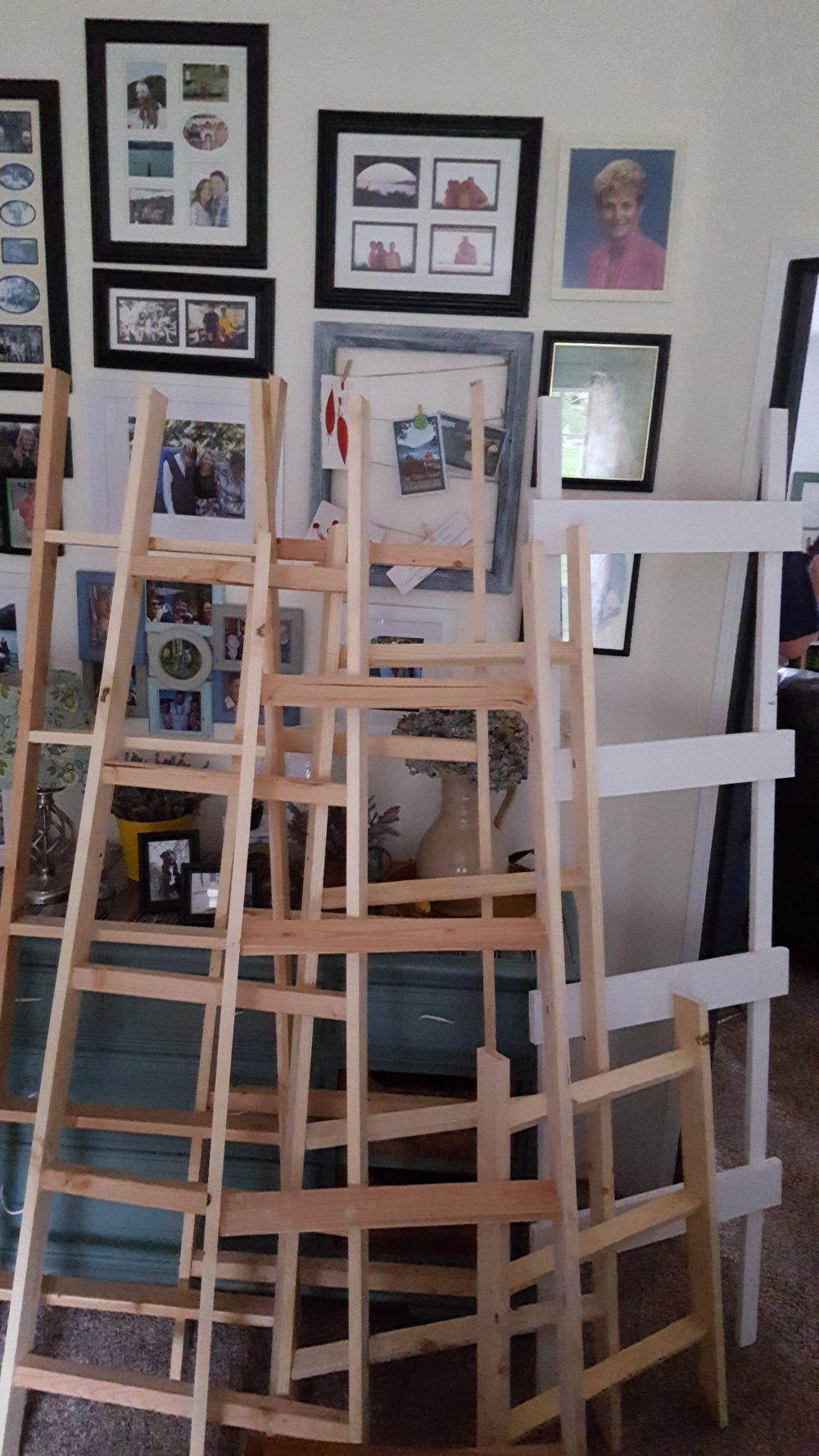 DIY blanket ladders perfect gifts.jpg