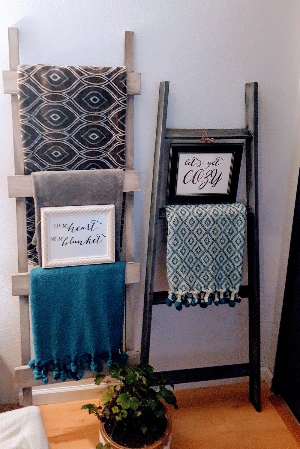 personalize diy blanket ladders.jpg