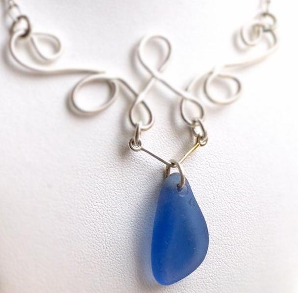 House of Z. Sea Glass Jewelry