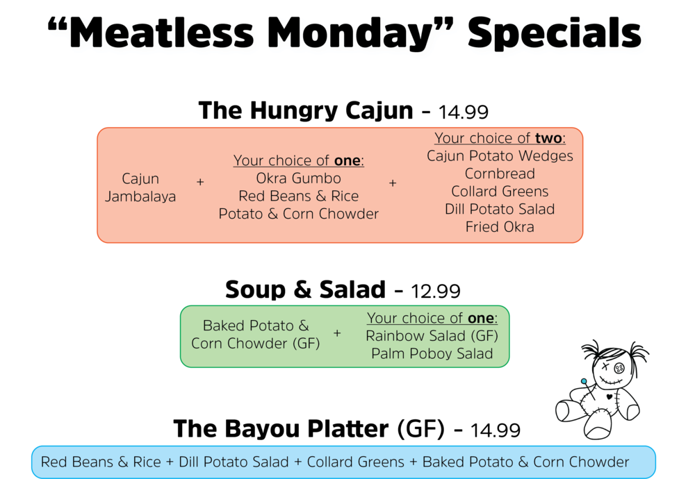 meatless monday combo sign.png