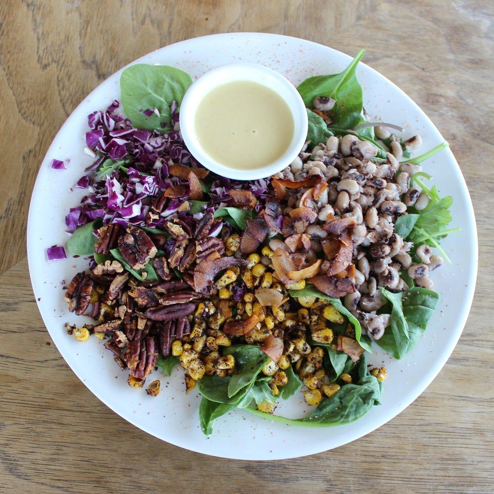 Tchoupitoulas Salad (GF)