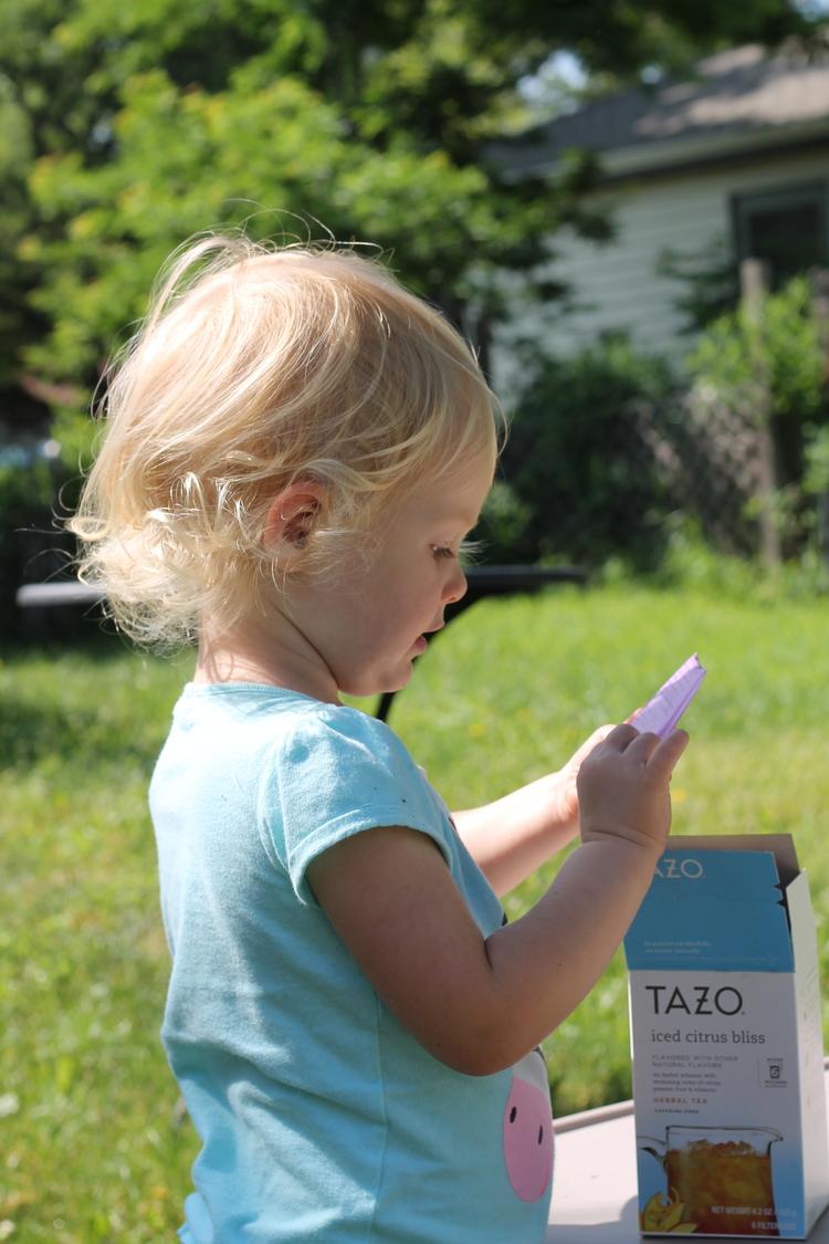 Sun Tea: A Fun Activity Teaching Kids about Transformation — SHE ...