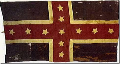 Flag of Lieutenant General Leonidas Polk's Corps, Army of Mississippi