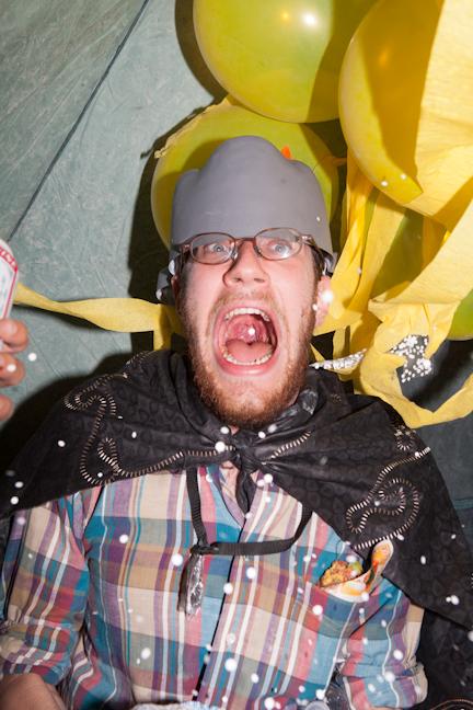 SURPRISE!!! Tent (2012)