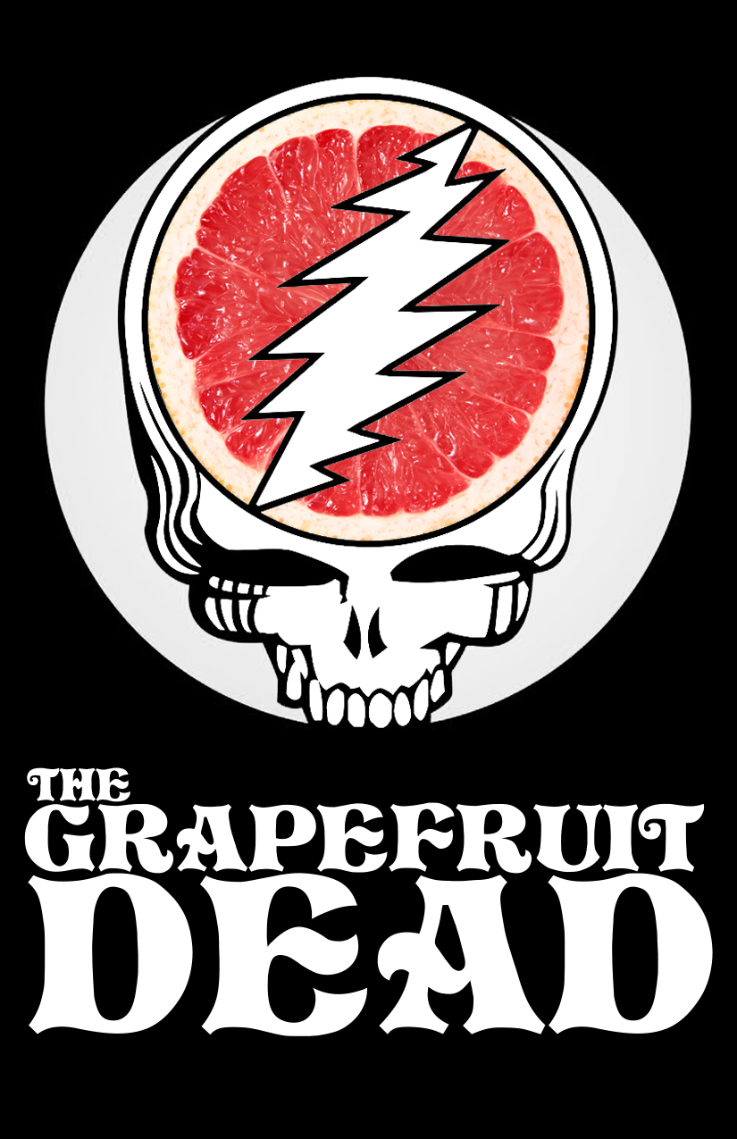 The Grapefruit Dead (Found Rock Poster) (2017)