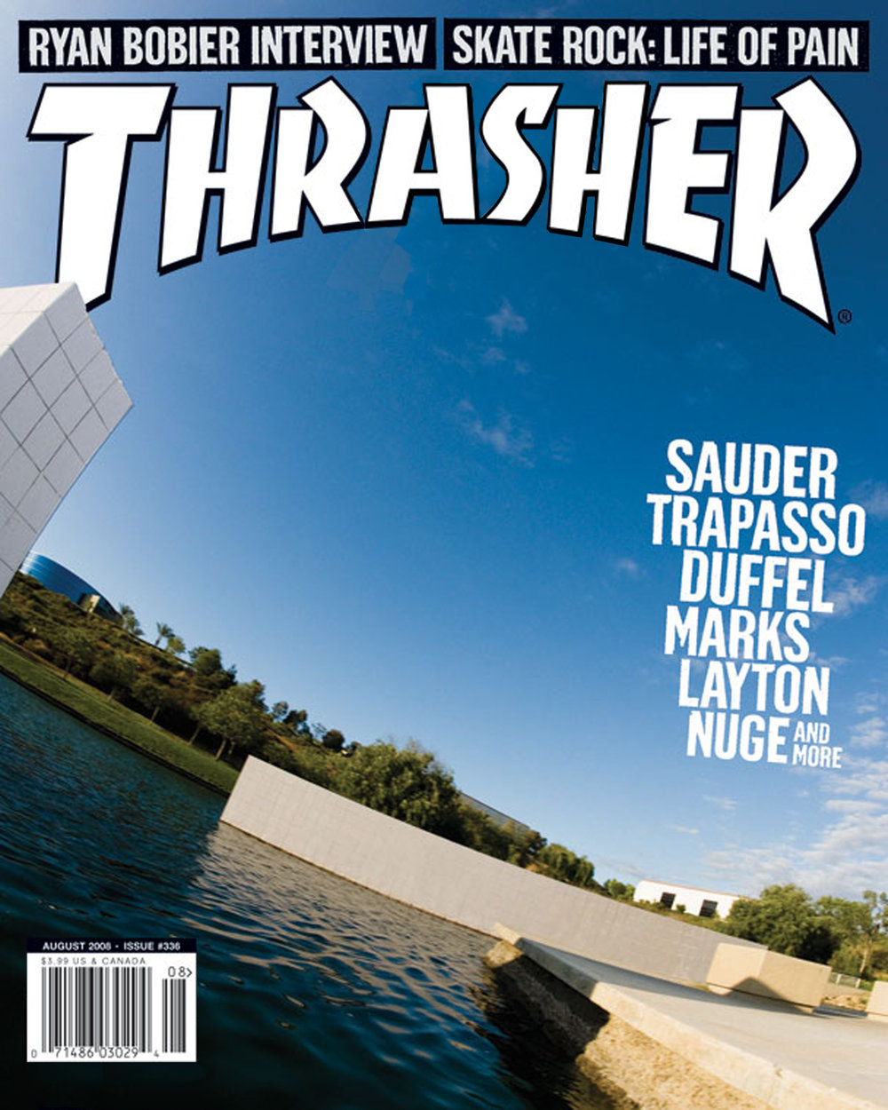 Lonely Thrasher Series (2017)