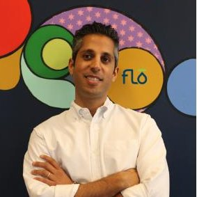 Gabe Halimi <br> CEO & Co-founder | Flo Technologies