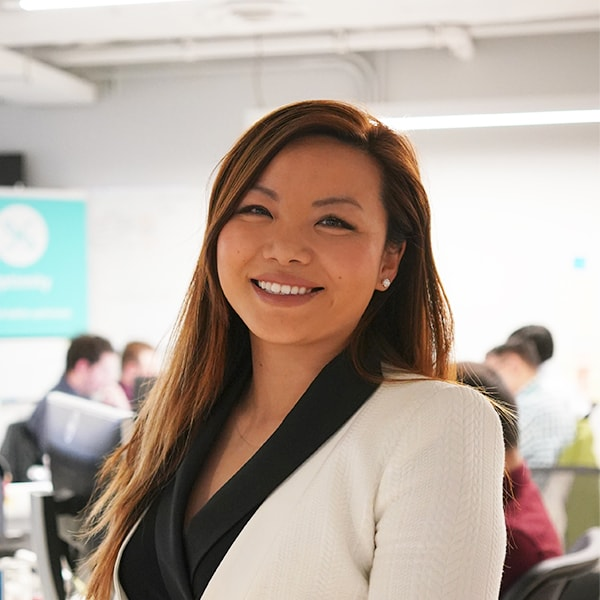 Jane Wang <br> CEO | Optimity