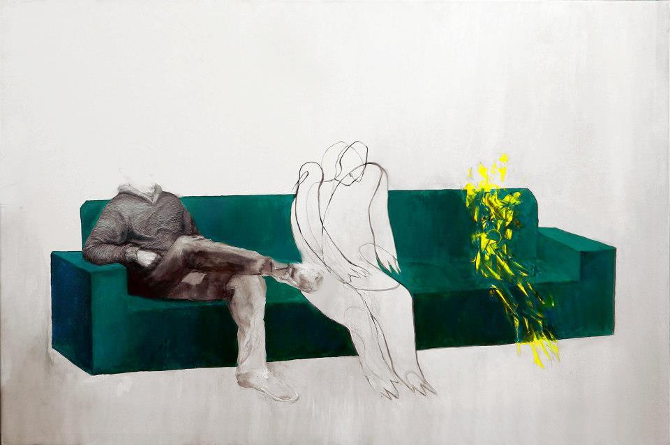 Pinturas de Lucas Aguirre