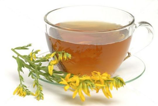 Enjoy a simple Goldenrod infusion to rejuvenate your kidneys.