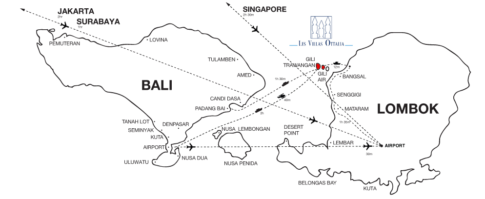 click on it to know how to Get to Gili From Bali