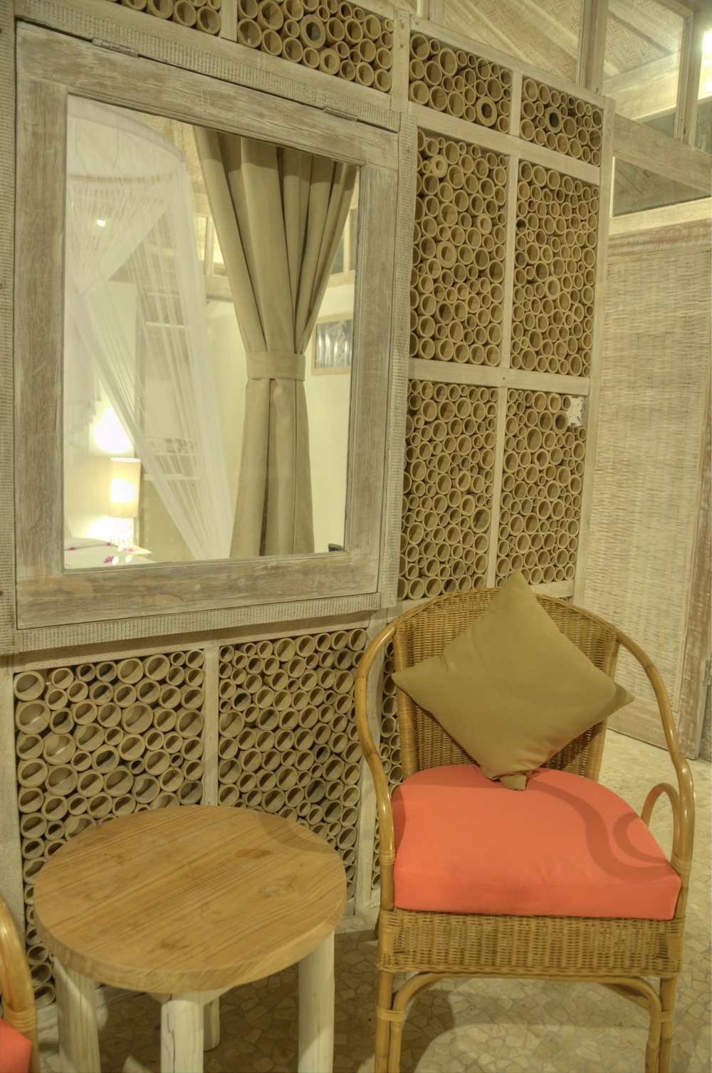 Chair in Bungalow - Les Villas Ottalia