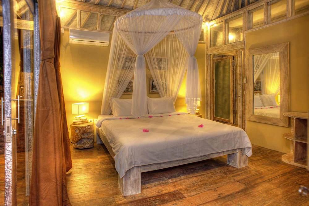 hotel room Gili - Les villas Ottalia