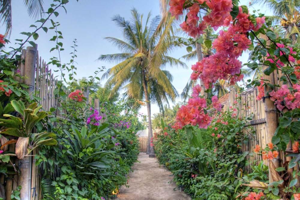Garden les Villas Ottalia Gili Trawangan