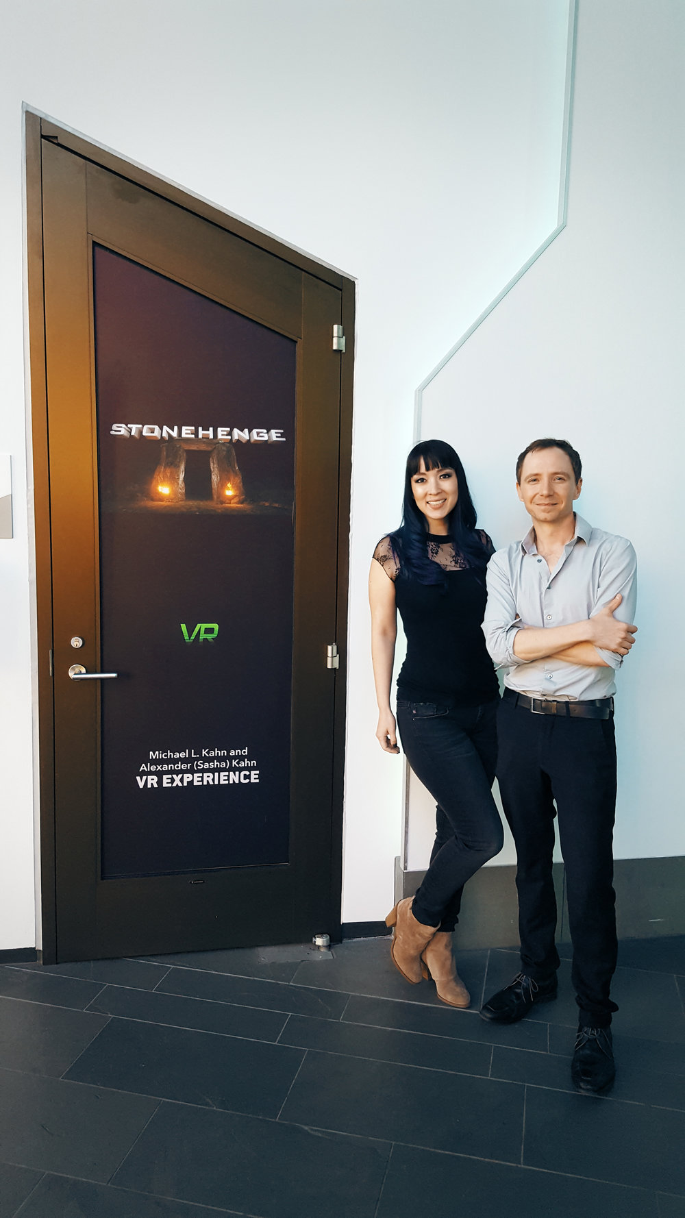 Christian Bretz and Jessica Villarreal_Stonehenge VR Museum Door.jpg