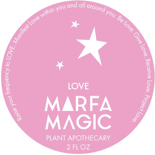 Marfa Magic Mist Brand Creation Packaging design and production