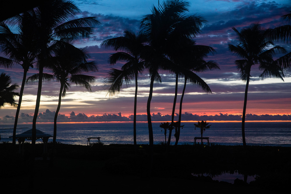 Hawaiian Sunset by Stephanie Ray