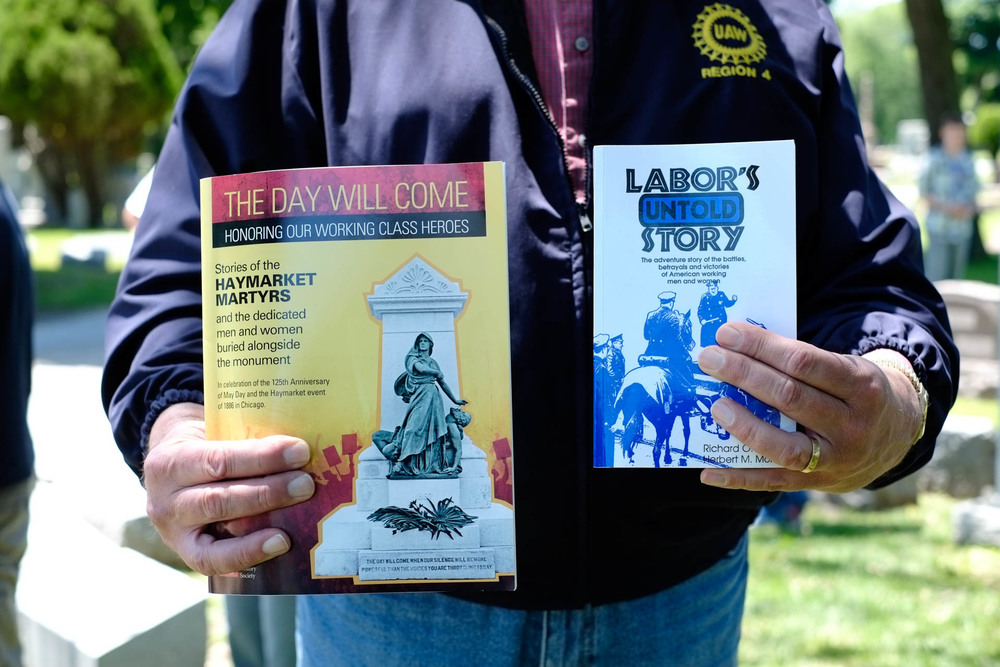 Rev. Tim Yeager recommended these books to his comrades.